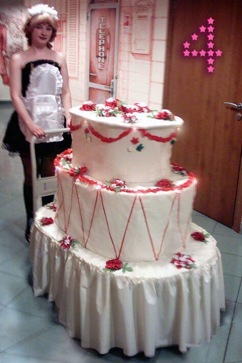 Бутафорский торт своими руками фото 972
